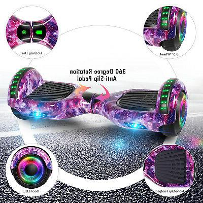 "6.5"" Hoverboard Self Balancing Scooter Hover Board"