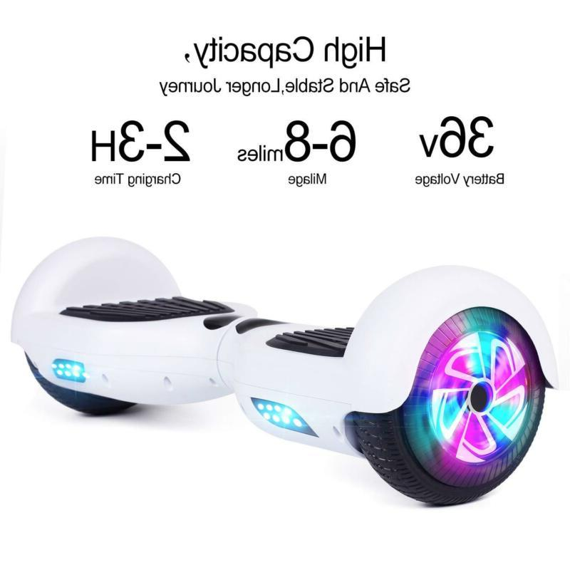 """6.5"""" Scooter Hoverboard UL2272 CE"""