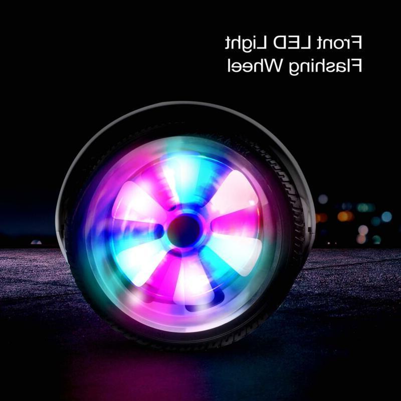 """6.5"""" Hoverboard LED UL2272 Bag 2-Wheel"""