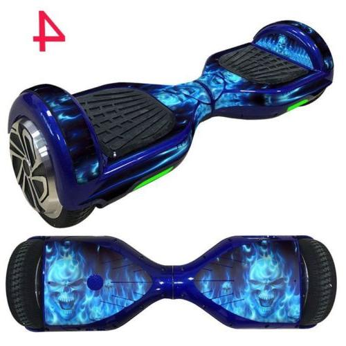 6.5'' Electric Self Board Scooter Sticker Cover