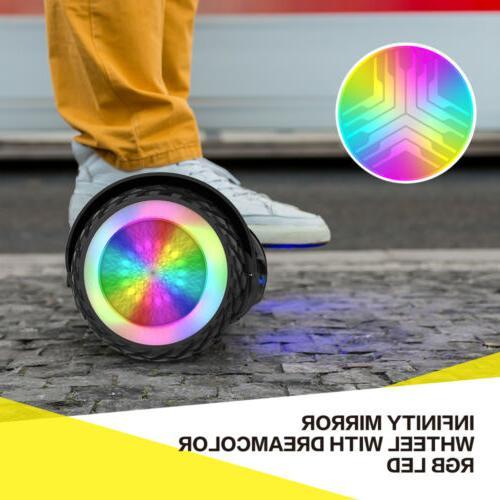 6.5'' Smart Flash 2-Wheel Self Balancing Electric