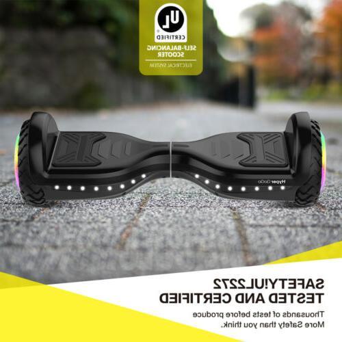 6.5'' 2-Wheel Bluetooth
