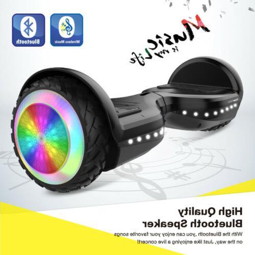 6.5'' Bluetooth Scoote UL2272