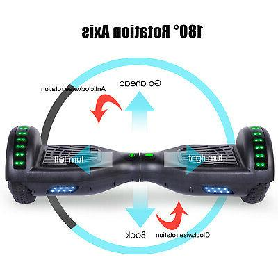 6.5 Hoverboard Bluetooth Scooter