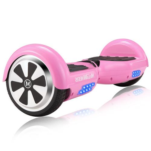 """Megawheels 6.5"""" Hover board 2 Electric Scooter 2272"""