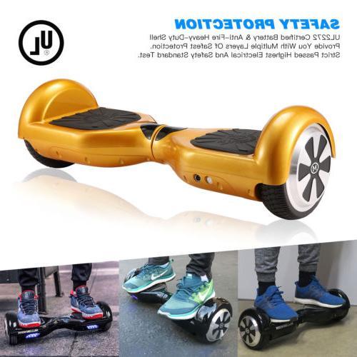"Megawheels 6.5"" Hover 2 Wheels Balancing Electric"