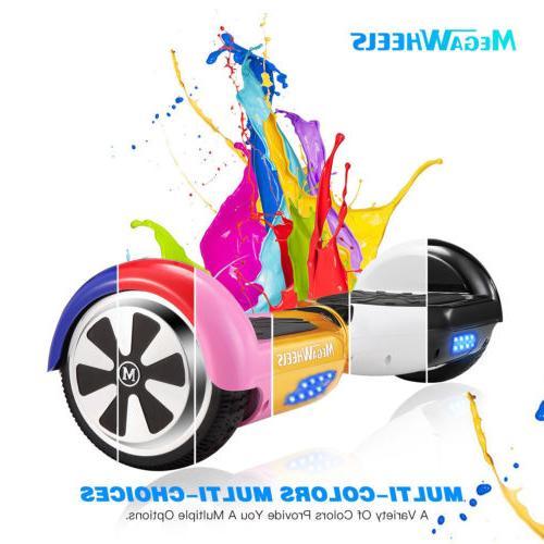 "Megawheels 6.5"" Hover board 2 Balancing Electric"
