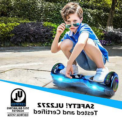 "6.5"" Bluetooth Self Balancing Bag LED"