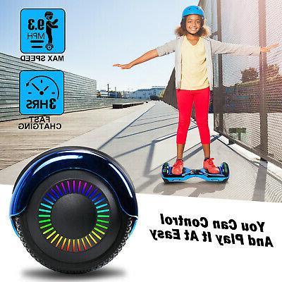 "6.5"" Bluetooth Balancing Bag"