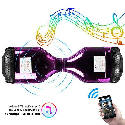 """6.5"""" Hoverboard Electric noBag Birthday Gift"""