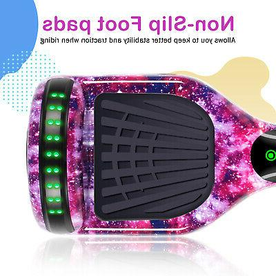 "6.5"" Bluetooth LED Self no Bag UL2272"
