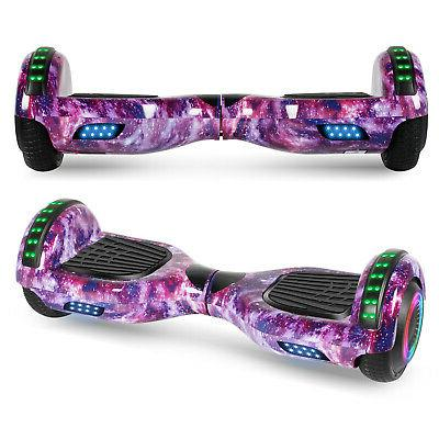 "6.5"" Hoverboard Bluetooth Self no UL2272"
