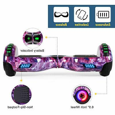 "6.5"" Self Scooter Electric Hover Board"