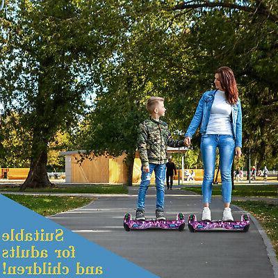 """6.5"""" Self Balancing Hover"""