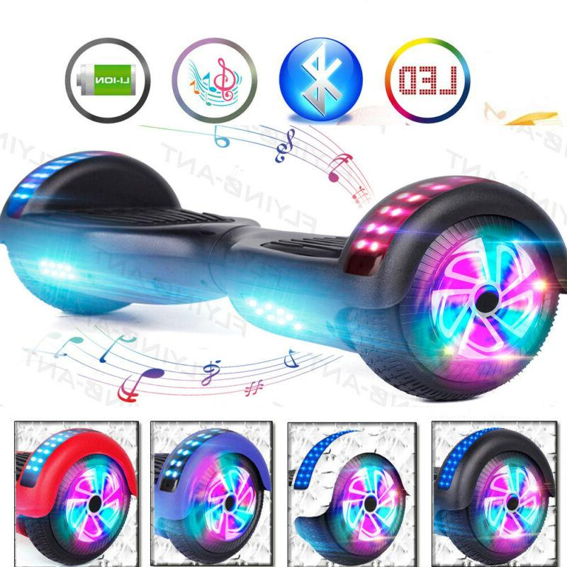 "6.5"" Hoverboard Electric Self Scooter Board"