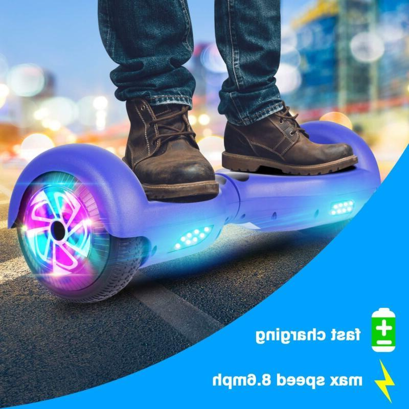 "6.5"" Bluetooth Hoverboard Scooter Hover"