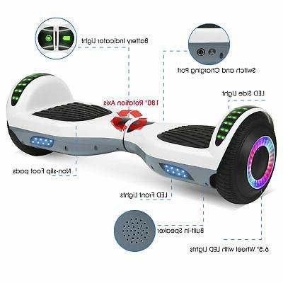 "6.5"" Hoverboard Electric 2 Scooter"