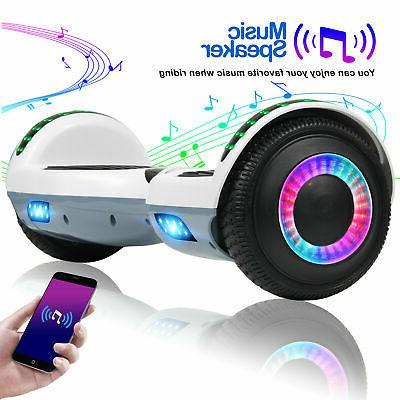"6.5"" Bluetooth Hoverboard 2 Balancing Scooter No Bag"