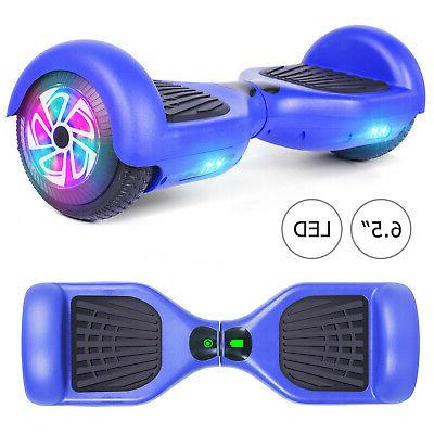 "6.5"" Hoverboard LED Balancing Electric Wheel Boy no"