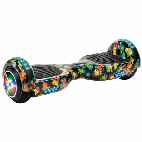 "6.5"" Hoverboard Self Electric Scooter Bluetooth Speaker UL2272"