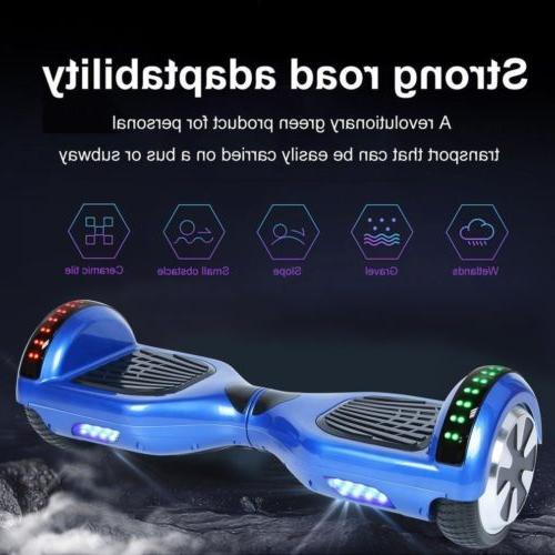 "6.5"" Hoverboard Self Electric Scooter Speaker UL2272"