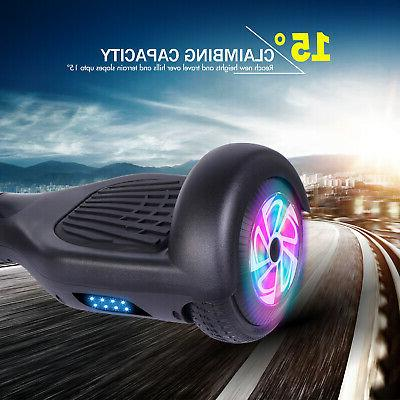 """6.5"""" Hoverboard Scooter Electric no Bluetooth"""