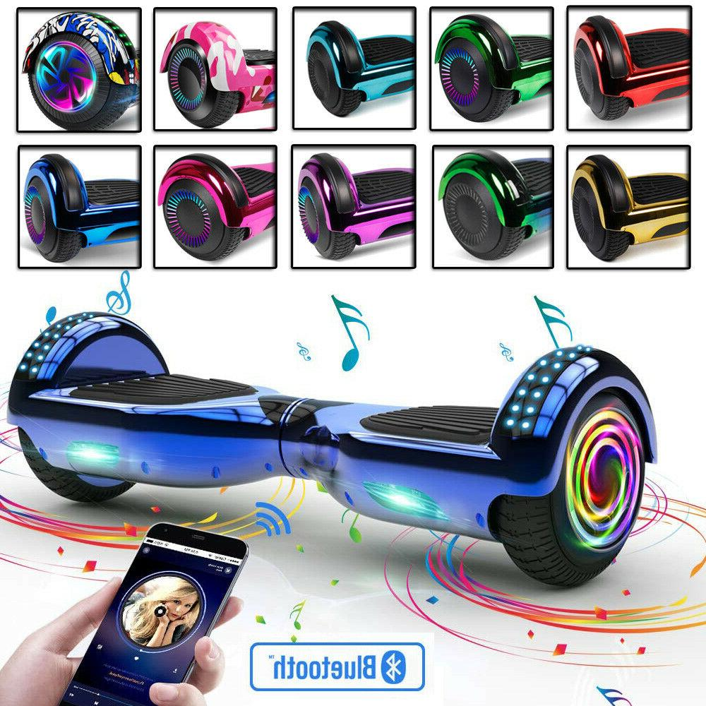 6 5 hoverboard swagtron hover boards self