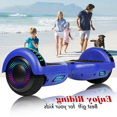 Led Wheels Electric Scooter UL
