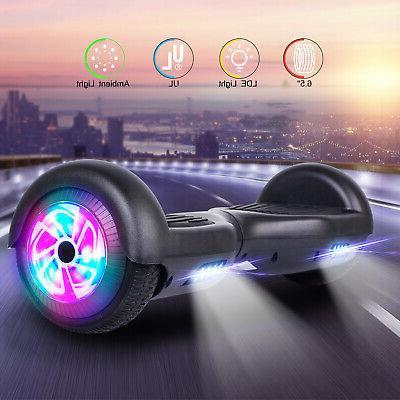 """6.5"""" Hoverboards Balancing LED No Bag"""