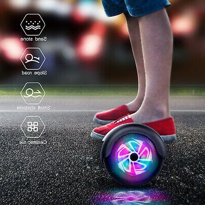 "6.5"" Hoverboards Electric Self Balancing No"