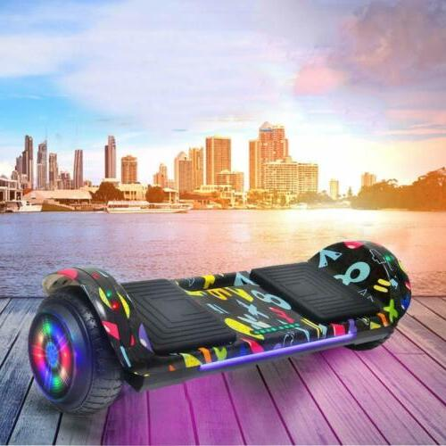 6 5 in electric hoverboard self balancing