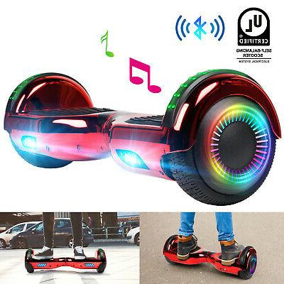 6 5 inch bluetooth hoverboard for kids