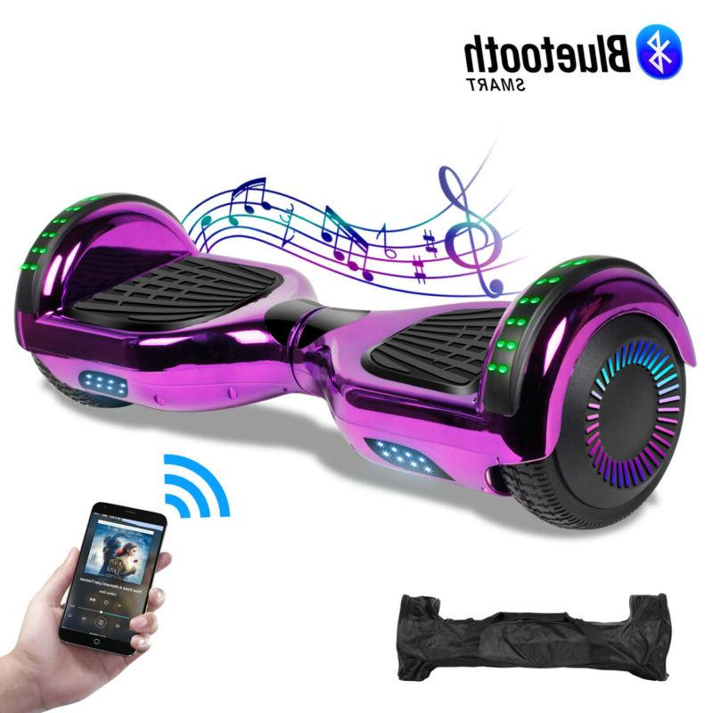 6.5 inch Bluetooth Hoverboard Self Board for Kids UL2272