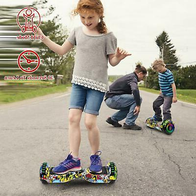 6.5 inch Hoverboard Balancing Electric Board