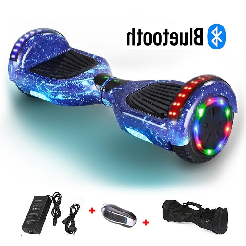 Wheel Hoverboard <font><b>scooter</b></font> Standing <font><b>Scooter</b></font> Hover Board