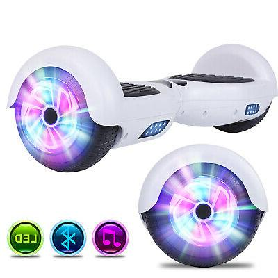 6.5'' LED Classic Hoverboard Electric Scooter UL2272 Bag