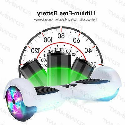 6.5'' Hoverboard Balancing Scooter UL2272 No