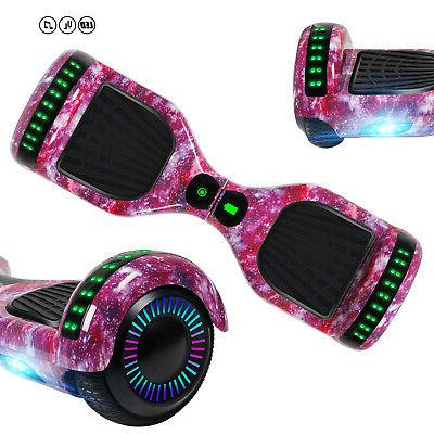 "6.5"" LED Hoverboard Self 160W"