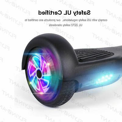 """6.5"""" Hoverboard Wheel Scooter UL"""