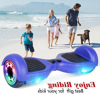 """6.5"""" Two Hoverboard Self UL Scooter/Hoverkart"""