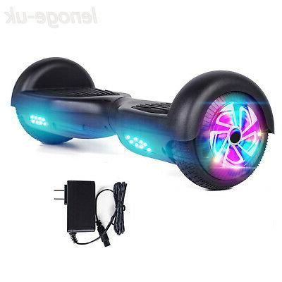6.5'' LED Balancing Scooter Hoverboard no With