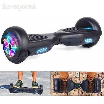 6 5 led wheels self balancing electric
