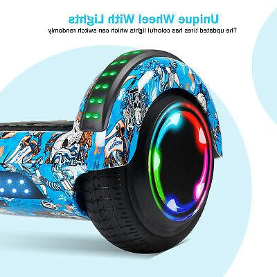 6.5 Off Hoverboard Electric Scooter Kids Birthday