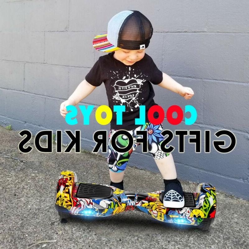 """6.5"""" Road Hoverboard Electric LED"""