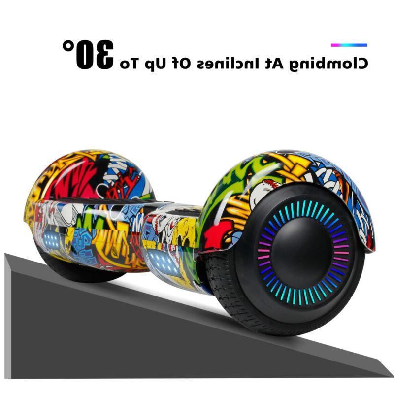 "6.5"" Hoverboard Electric LED Sidelights-"