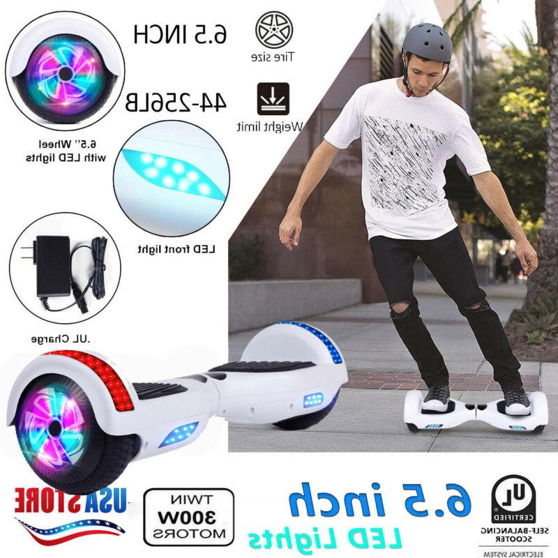 6 5 power board hoverboards hoverheart ul