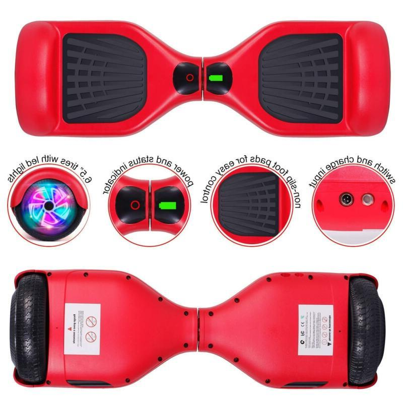 Razor Scooter Red Hoverboards For Hover Hoverheart Light