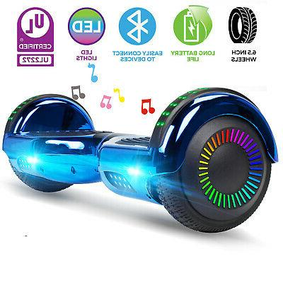 6 5 self balance scooter hover board