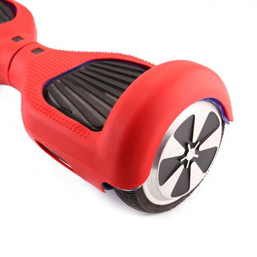 Silicone Skin Scooter