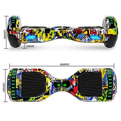 "6.5"" Balancing Electric 2 Hoverboard With"